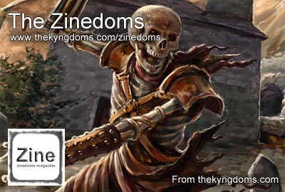 Zinedoms (Issue 4)